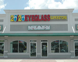 20/20 Eyeglass Superstore Winter Park location